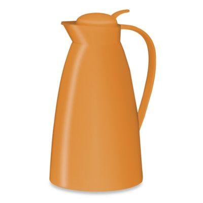 WMF Eco 34-Ounce Thermal Carafe in Orange