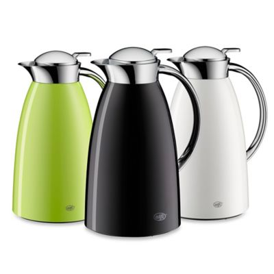 WMF Alfi Gusto 33 oz. Thermal Carafe in Black