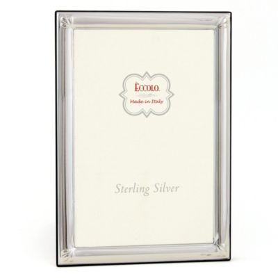 Sterling Silver Picture Frames