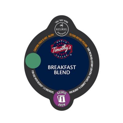 Breakfast Blend Coffee K-Cups