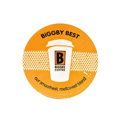 12-Count Biggby® Best Coffee for Single Serve Coffee Makers