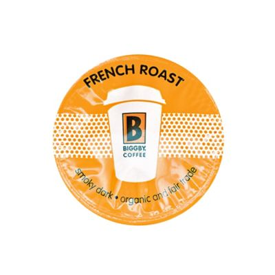 12-Count Biggby® French Roast Coffee for Single Serve Coffee Makers