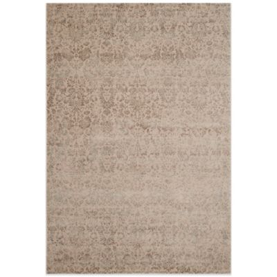 Cream/Mocha Area Rugs
