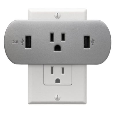 Mini Wall Plate Charger