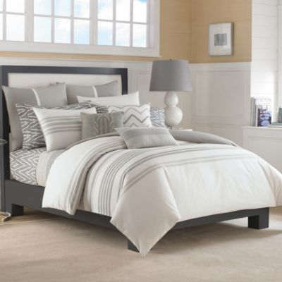 Nautica® Margate Twin Comforter Set