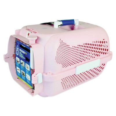 Catit® Profile Voyageur Model 100 Small Pet Carrier in Pink