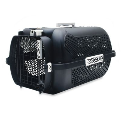 Black White Pet Carrier
