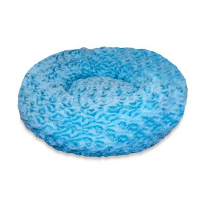 Catit® Style Extra-Small Donut Bed in Blue Rosebud