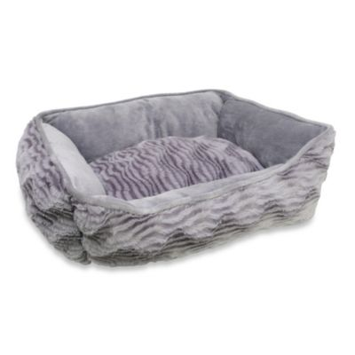 Catit Style Extra-Small Reversible Cuddle Bed in Savage Grey
