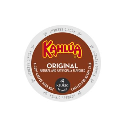 Keurig® K-Cup® Pack 18-Count Timothy's® Kahlua® Non-Alcoholic Coffee