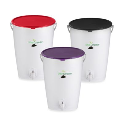 Urban Composter™ Bucket in Black