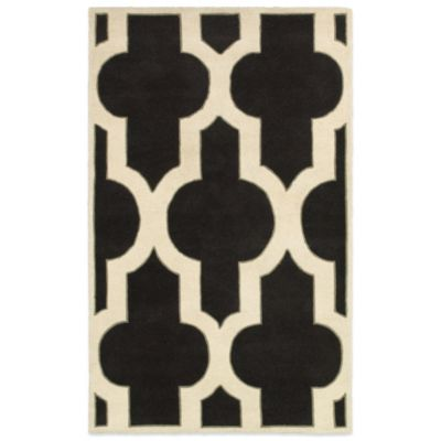 Rizzy Home Volare 3-Foot x 5-Foot Rug in Charcoal