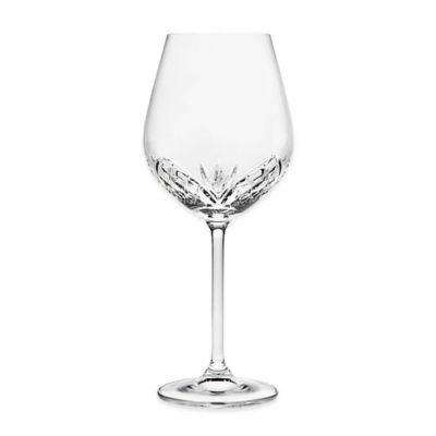 Godinger Dublin Reserve Crystal Wine Glasses (Set of 4)