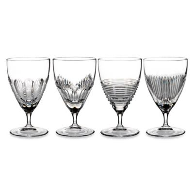 Waterford® Mixology All Purpose Glasses in Clear (Set of 4)
