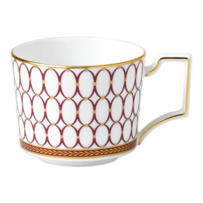 Wedgwood Renaissance Red 2.25-Inch Tea Cup