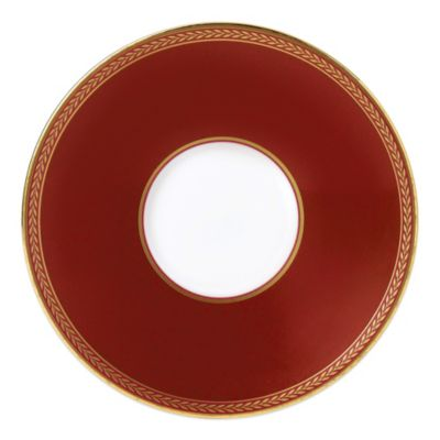 Wedgwood Renaissance Red 3.5-Inch Tea Saucer