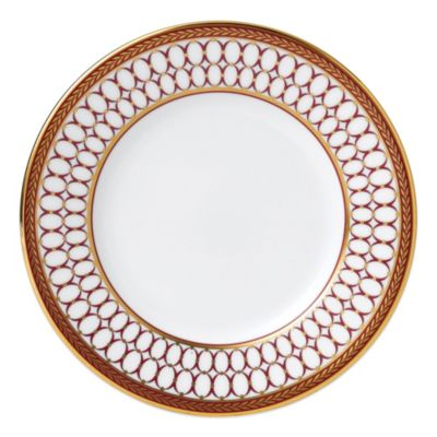 Wedgwood Renaissance Red 6-Inch Bread and Butter Plate