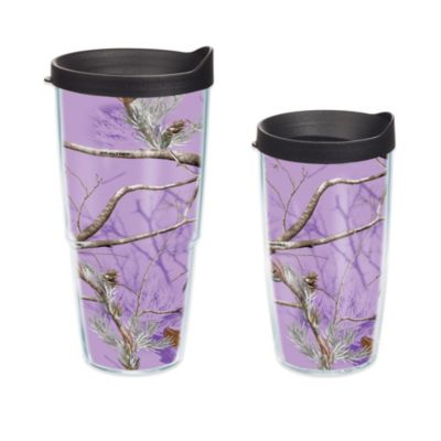 Tervis® Real Tree Wrap 24 oz. Tumbler with Lid in Lavender