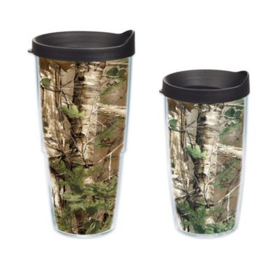 Tervis® Real Tree Wrap 16 oz. Tumbler with Lid in Extra Green