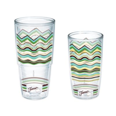 Tervis® Fiesta® Blue Waves 24 oz. Wrap Tumbler
