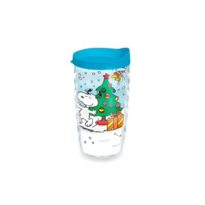 Tervis® Peanuts Holiday 10 oz. Wavy Wrap Tumbler with Lid