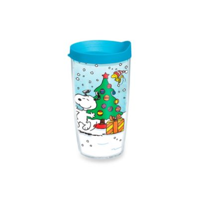 Tervis® Peanuts Holiday 16 oz. Wrap Tumbler with Lid
