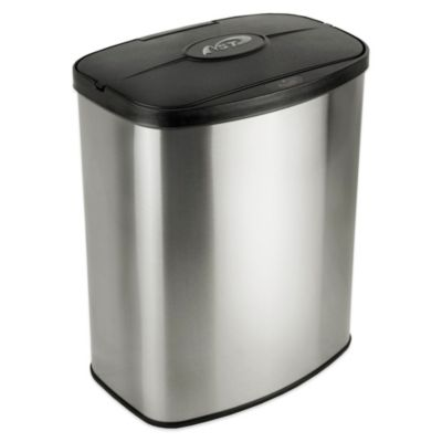 2.1 Gallon Motion Sensor Wastebasket