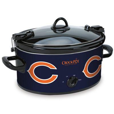 NFL Chicago Bears Crock-Pot® Cook & Carry™ 6-Quart Slow Cooker