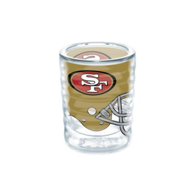 Tervis® NFL San Francisco 49ers 2.5 oz. Collectible Cup