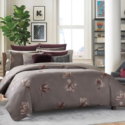 Kenneth Cole Reaction Home Night Floral Twin Comforter