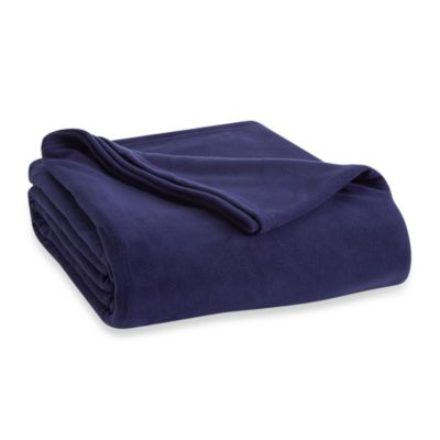 Full/Queen Blanket in Navy