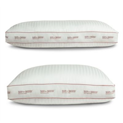 Sleep for Success!™ by Dr. Maas™ King Stacker Pillow in White