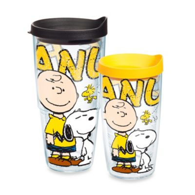 Peanuts® Wrap Tumbler with Lid