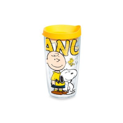 Peanuts® Snoopy Wrap Tumbler with Lid