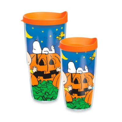 Tervis® Peanuts™ Pumpkin 24-Ounce Wrap Tumbler with Lid
