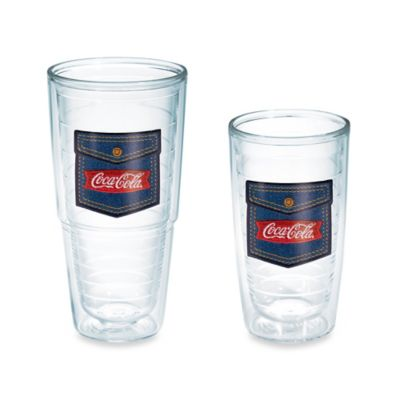 Tervis® Denim Coca-Cola® 24 oz. Tumbler