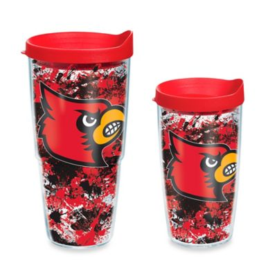 Tervis® University of Louisville 24-Ounce Splatter Wrap Tumbler with Lid