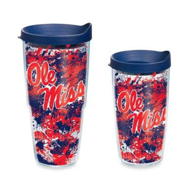Tervis® University of Mississippi 16-Ounce Splatter Wrap Tumbler with Lid
