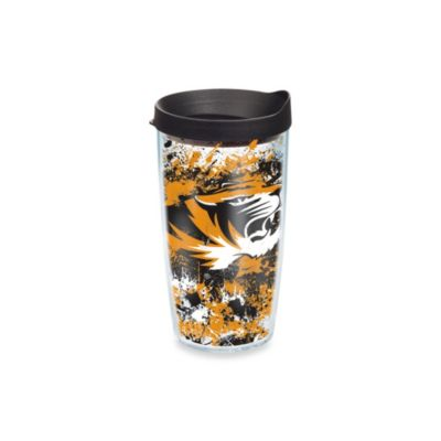 Tervis® University of Missouri 16-Ounce Splatter Wrap Tumbler with Lid