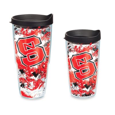 Tervis® North Carolina State University 24-Ounce Splatter Wrap Tumbler with Lid