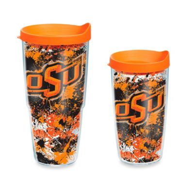 Tervis® Oklahoma State University 24-Ounce Splatter Wrap Tumbler with Lid