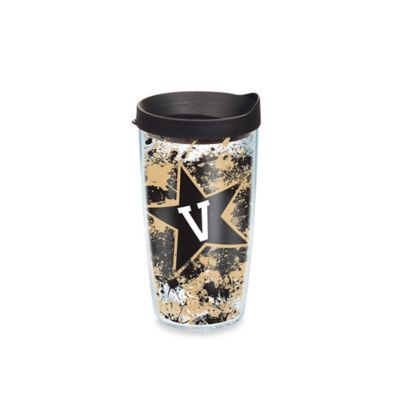 Tervis® Vanderbilt University 16-Ounce Splatter Wrap Tumbler with Lid