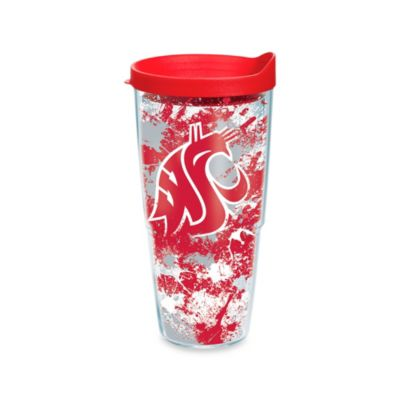Tervis® Washington State University 24-Ounce Splatter Wrap Tumbler with Lid