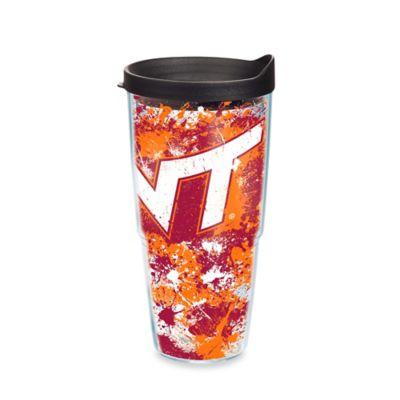 Tervis® Virginia Tech 24-Ounce Splatter Wrap Tumbler with Lid