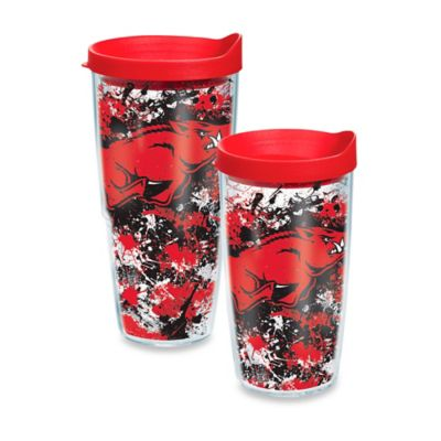 Tervis® University of Arkansas 24-Ounce Splatter Wrap Tumbler with Lid