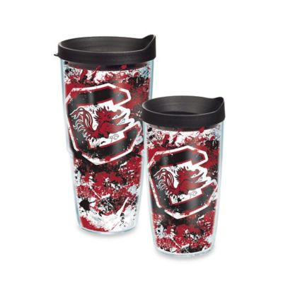 Tervis® University of South Carolina 24-Ounce Splatter Wrap Tumbler with Lid