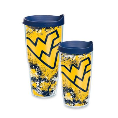 Tervis® West Virginia University 24 oz. Splatter Wrap Tumbler with Lid