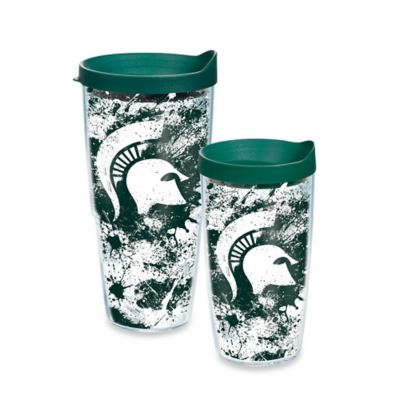 Tervis 16-Ounce Michigan State Tumbler University