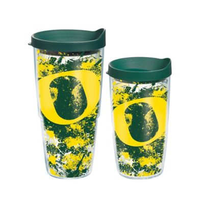 Tervis® University of Oregon 24-Ounce Splatter Wrap Tumbler with Lid