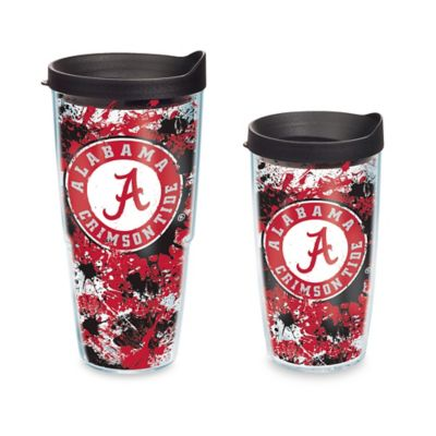 Tervis® University of Alabama 16-Ounce Splatter Wrap Tumbler with Lid